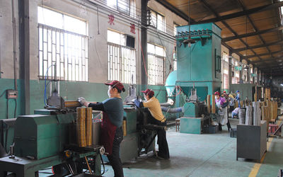 Clutch Plate Production Line2