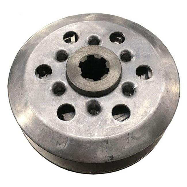 BAJAJ Aluminum Motorcycle Clutch Hub CT100 6 Holes Housing 200CC Displacement