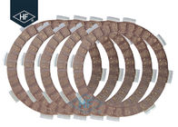 125ST Aluminum Motorcycle Clutch Plate 100cc 5 Pcs Platin100 Discover100 Aftermarket