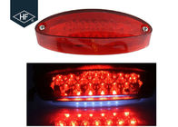 China Universal Red 12V LED Aftermarket Motorcycle Lights For Tail Rear Brake company