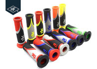 China Soft Rubber Hand Grips Motorcycle Modified Parts For Dirt Bike 22mm Size company