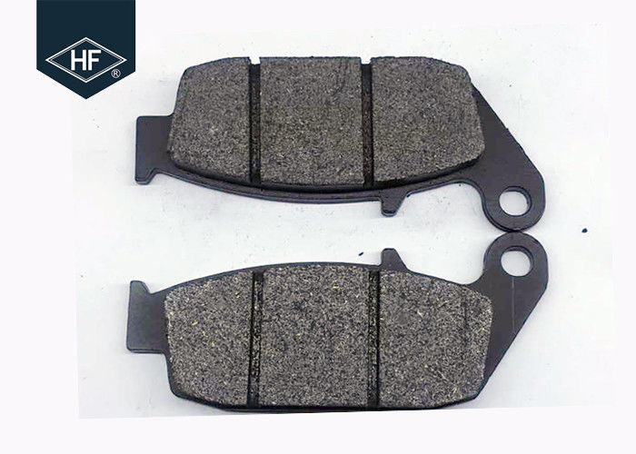 Honda Motorcycle Brake Pads Original Color Carbon Fiber Easy To Stop