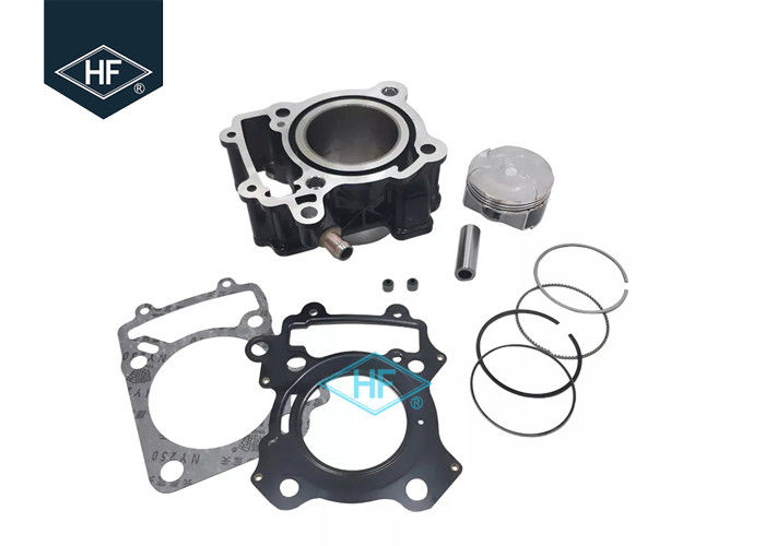 200cc Displacement Motorcycle Cylinder Kit Water Cooled For Bajaj Pulsar 200ns
