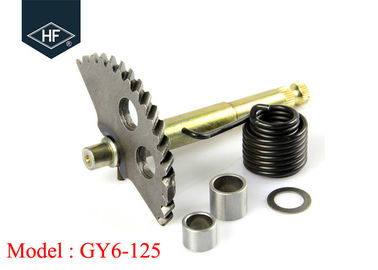 China Other motorcycle replacement parts supplier C100 GY6 many models scooter kick start shaft factory
