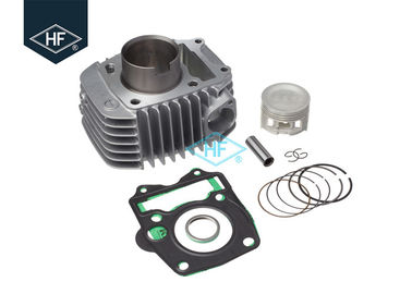 BIZ125 C125 Motorcycle Cylinder Piston Kits 52.4mm For 125cc Motorcycle Engine