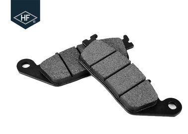 Non Asbestos Brake Pads Fit For Honda CB400 Motorcycle Low Noisy 3mm Thickness