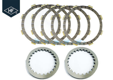 YZ125 05-10 Motorcycle Clutch Plate 50Nm Torque High Precision For Yamaha