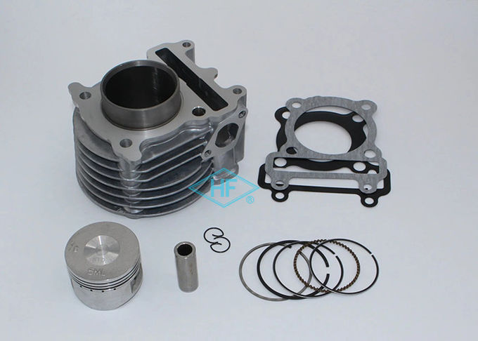 Yamaha MIO125 MIO150 Motorcycle Engine Parts 52.4mm / 58.50mm Bore Diameter